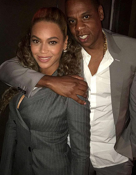 Beyonce and Jay Z Snapchat - Embed