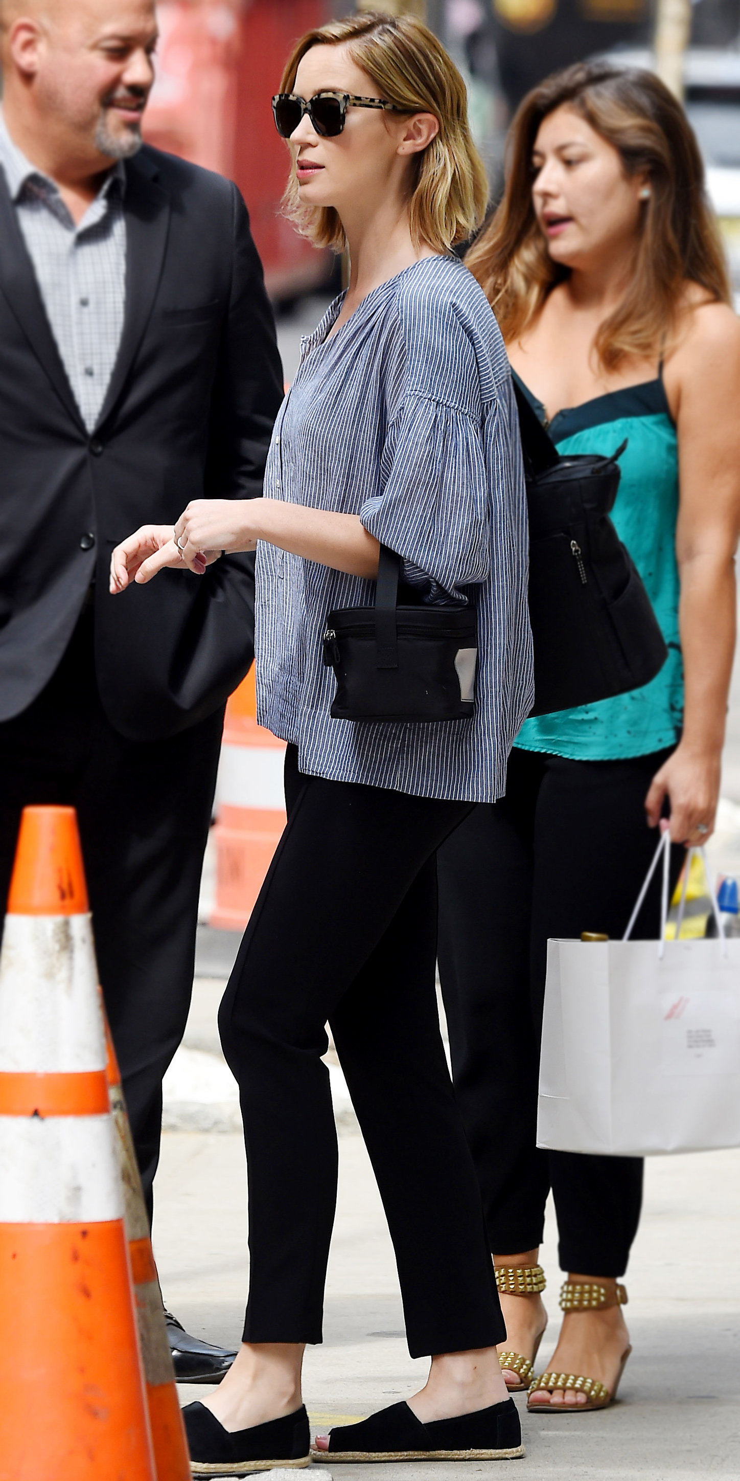 Emily Blunt Street Style - Embed