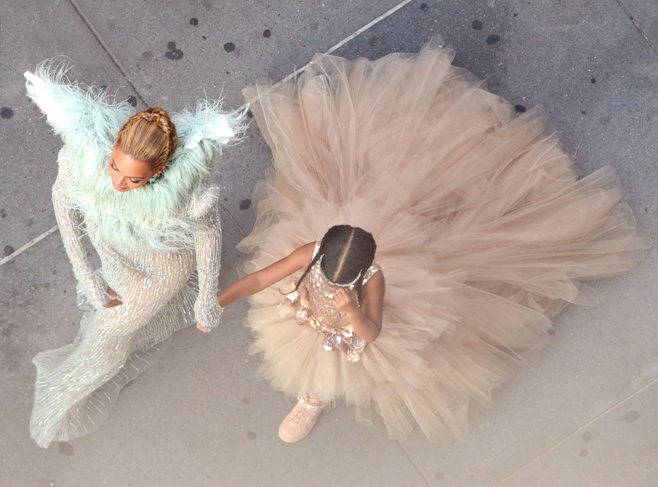 VMA - Blue Ivy & Beyonce Embed 2