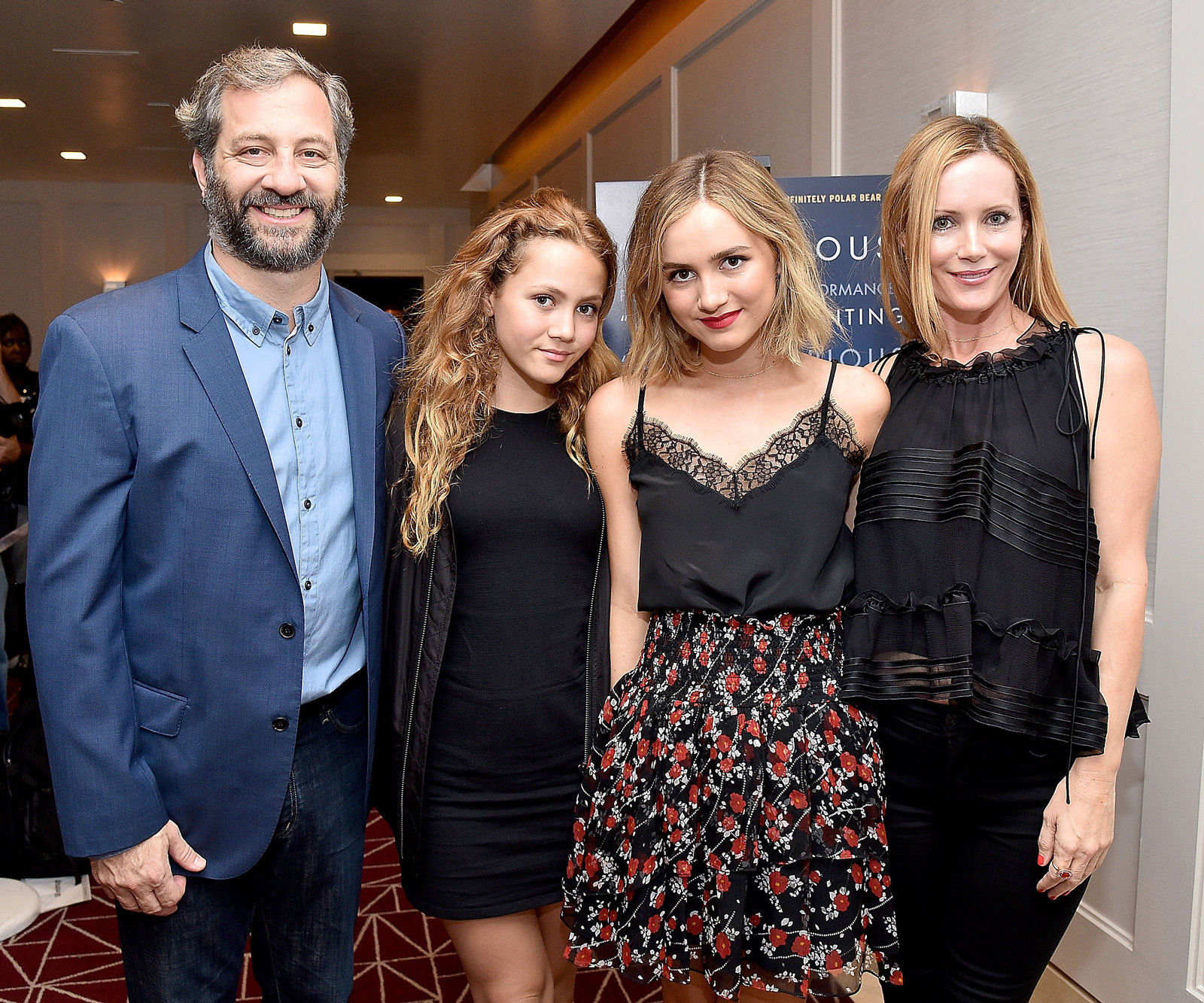 Judd Apatow and Leslie Mann - Embed