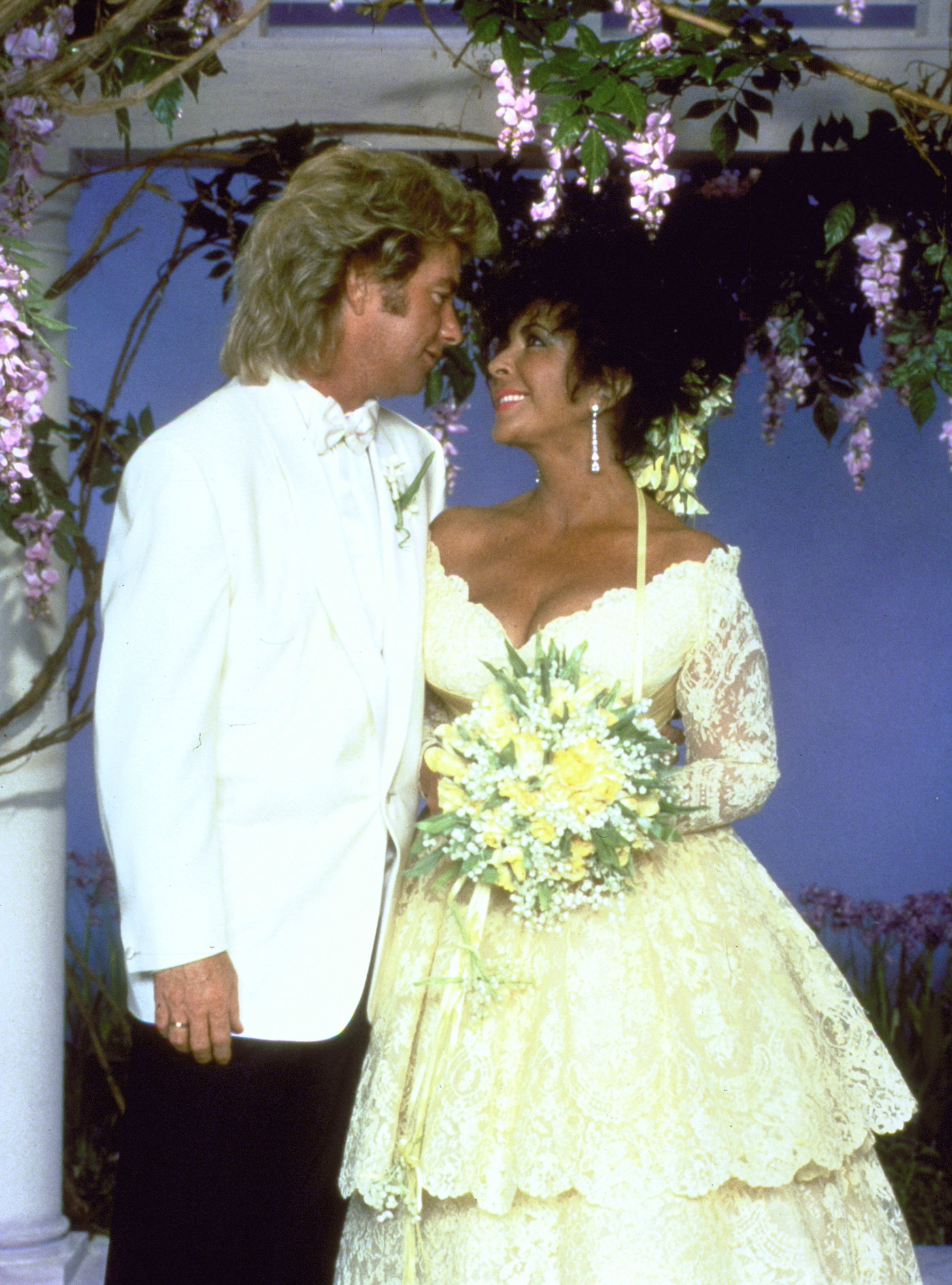 How many times was liz taylor married