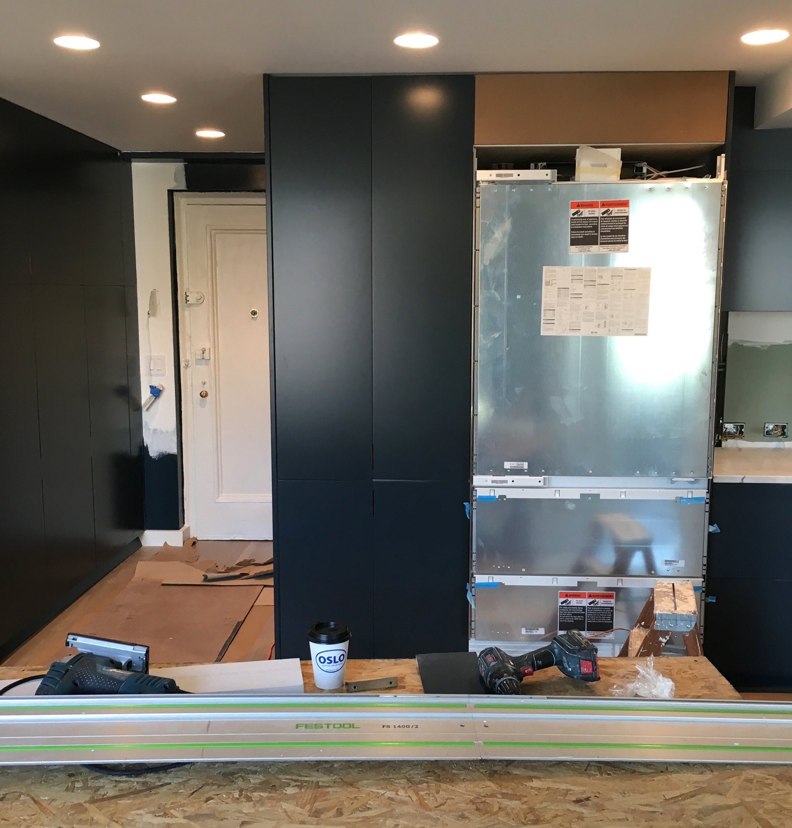 Kitchen Remodel - 2