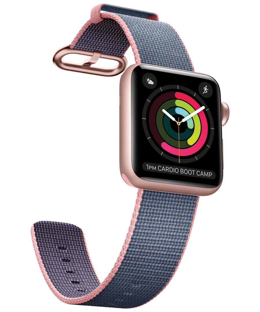 Apple Watch Series 2 - Embed 2016