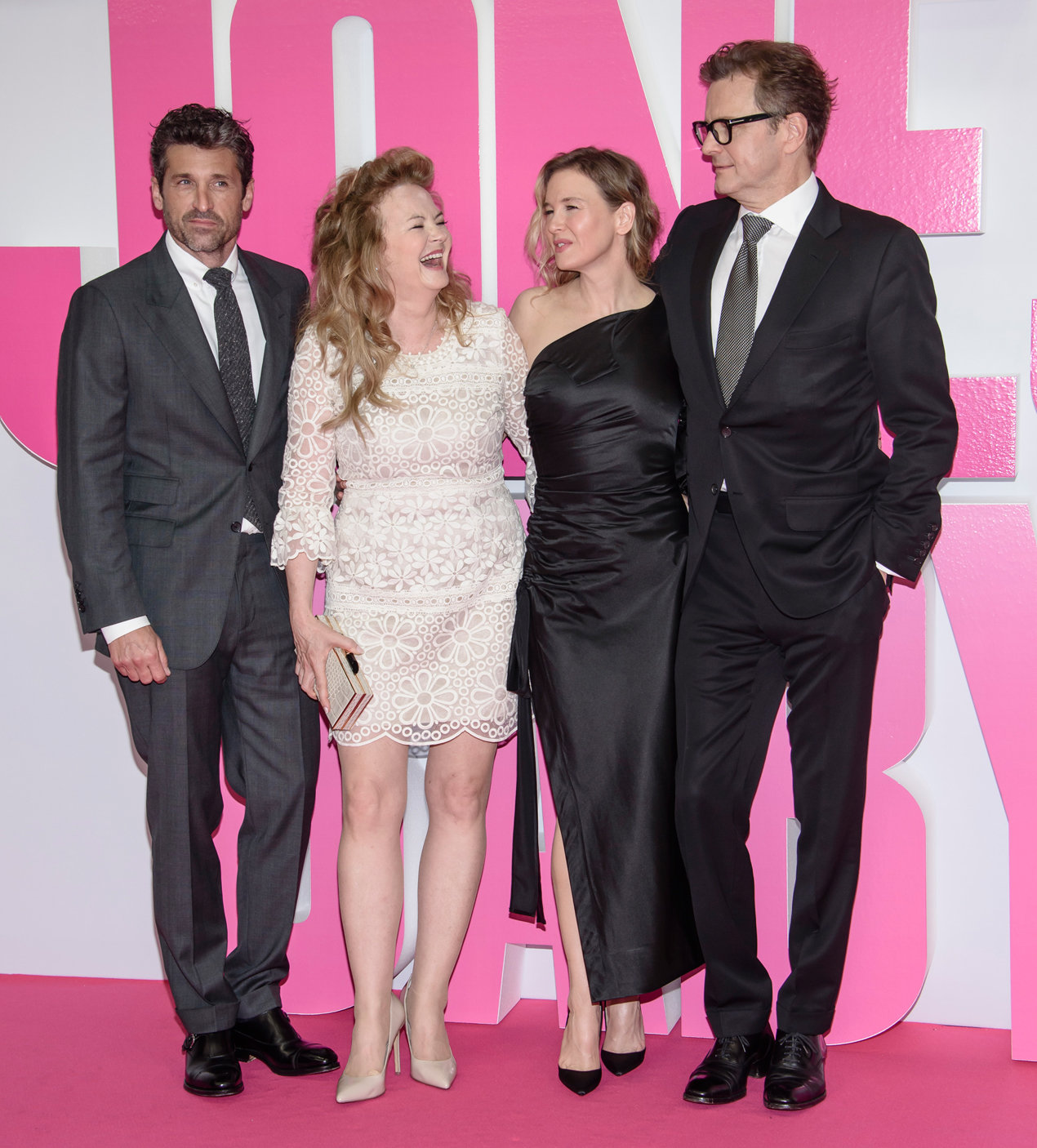 Bridget Jones' Baby Cast - Embed