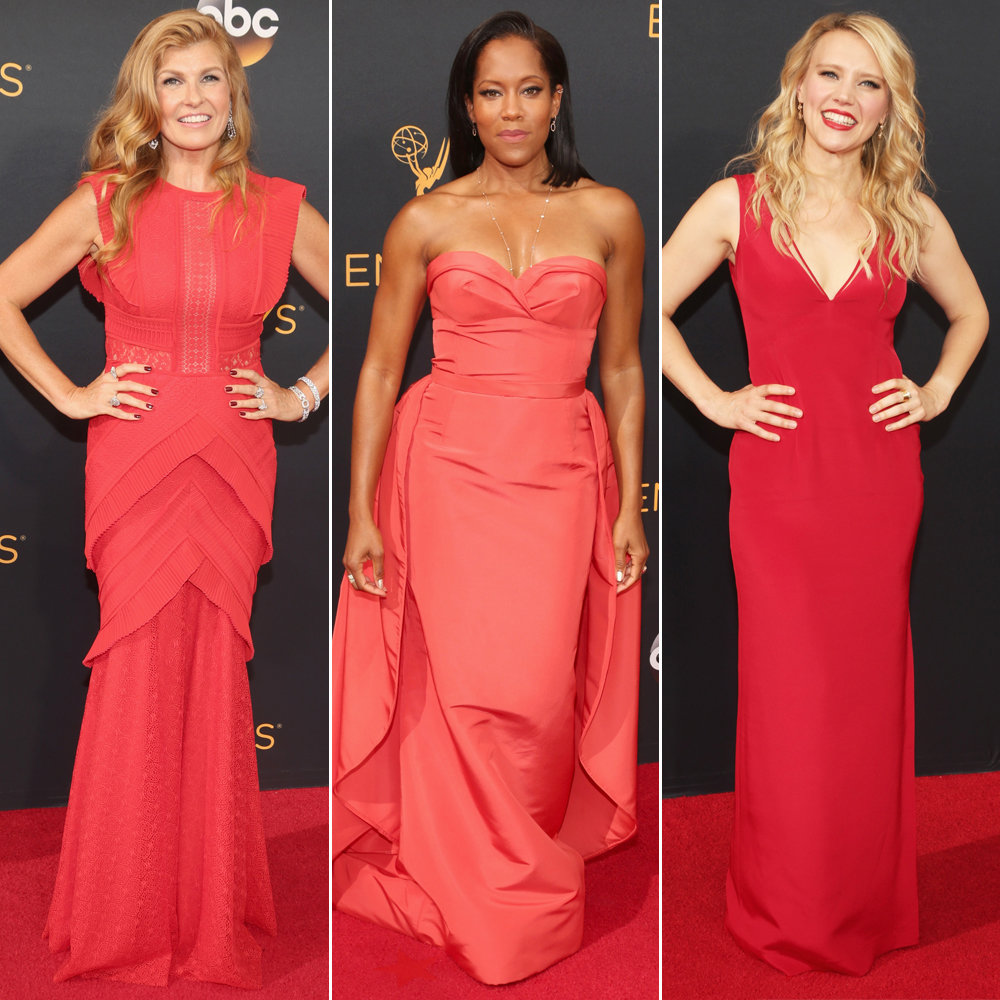 Emmys Fashion Red Trend - Embed
