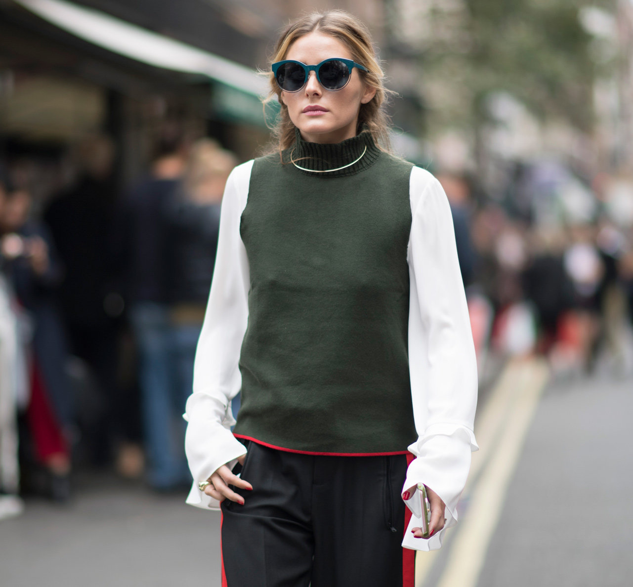 Olivia Palermo Street Style - Embed