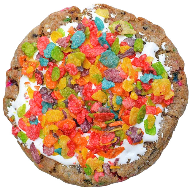 Fruity Pebbles Embed