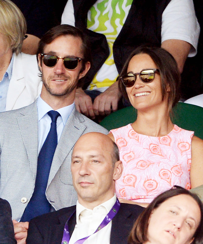 Pippa Middleton James Matthews - Embed 2016