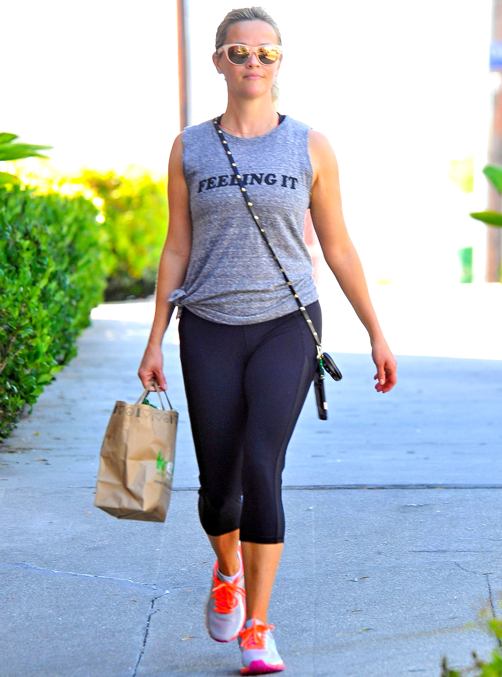 Reese Witherspoon - New Workout Embed
