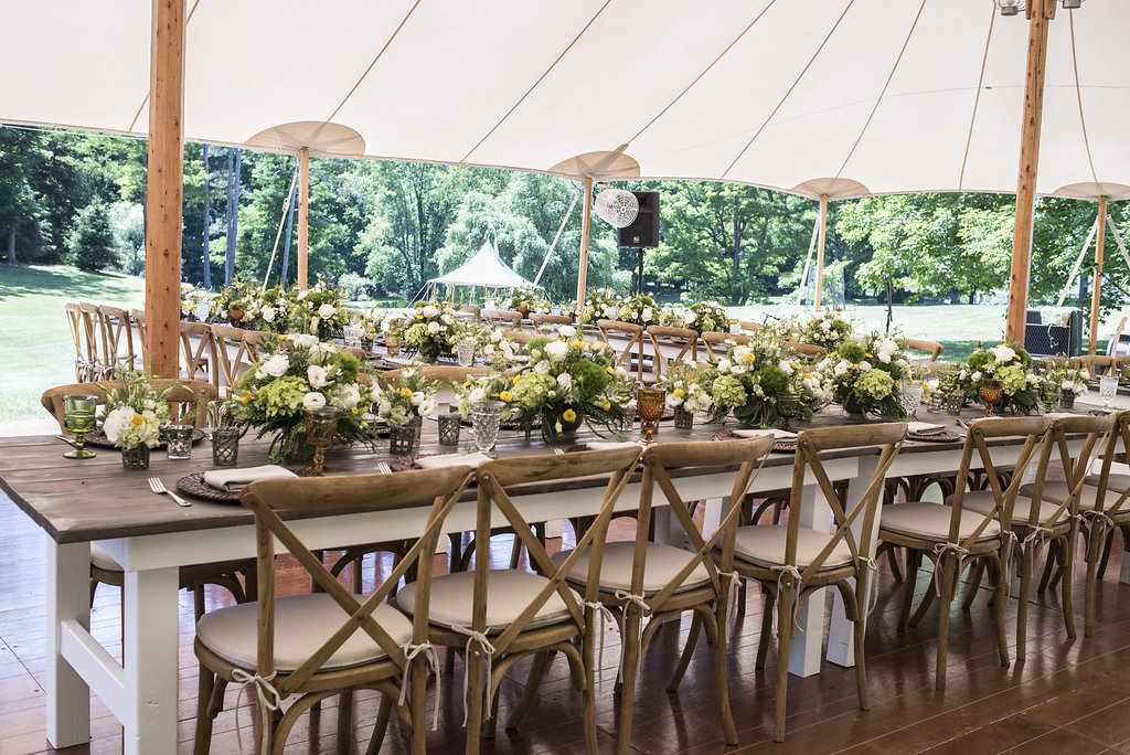 OUTDOOR SUMMER WEDDING embed