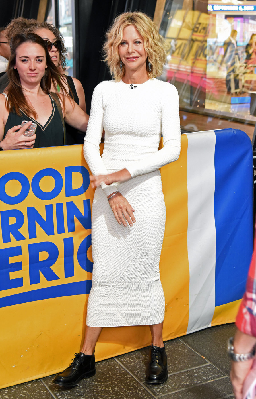 Meg Ryan GMA Look - Embed 2016