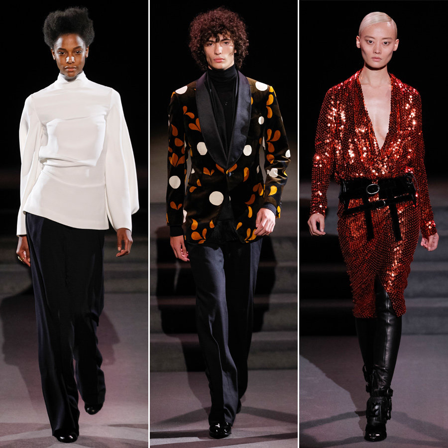 Tom Ford NYFW EMBED