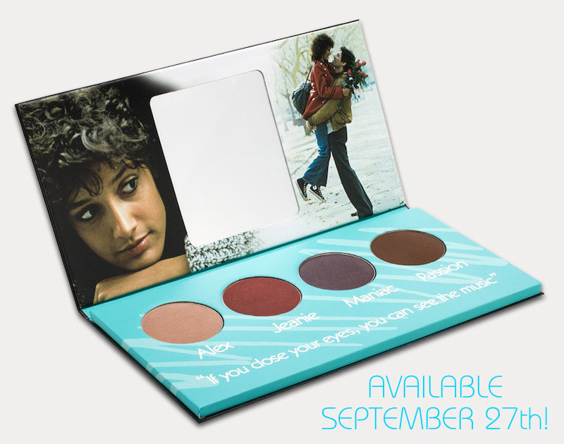 Flashdance Palette - Embed 2016