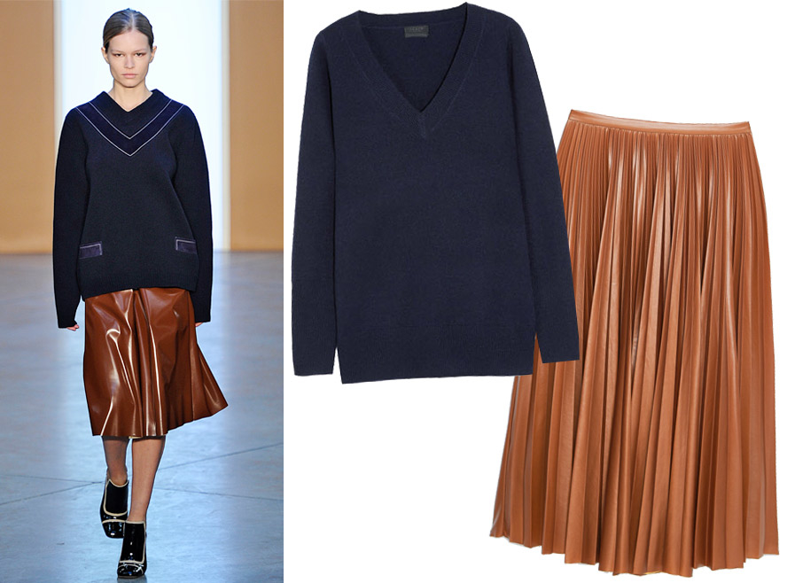 Best Sweaters and Skirts for Fall | InStyle.com