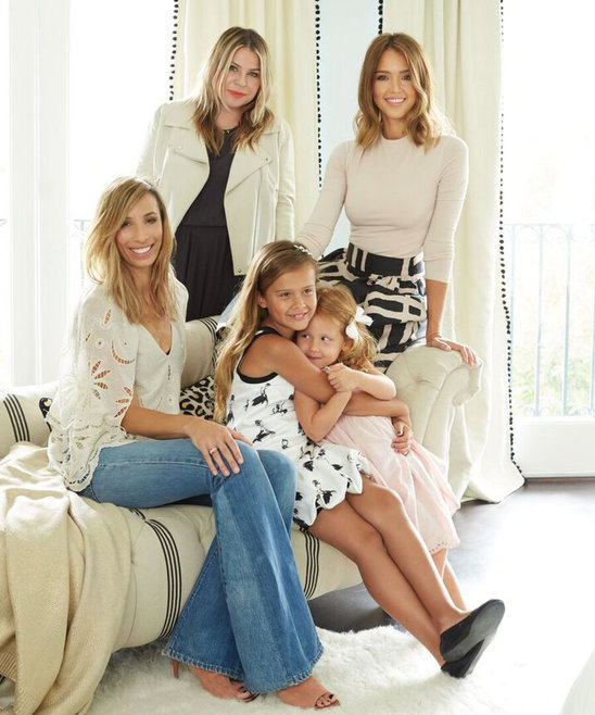 Check Out Jessica Alba S Daughters Newly Vamped Bedrooms