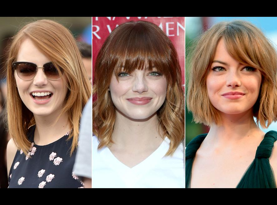 Magnificent Grow It Out Keep Your Haircut Flattering At Every Stage Instyle Com Short Hairstyles Gunalazisus