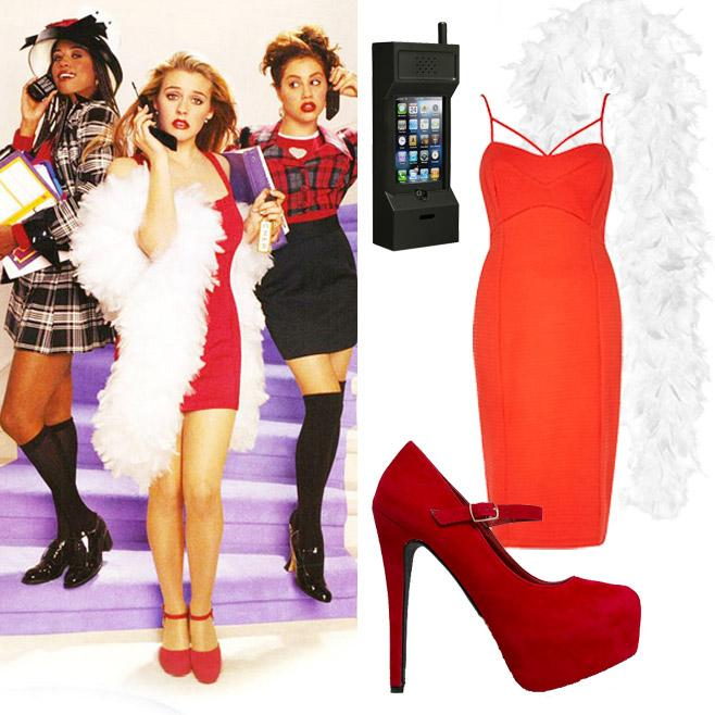 80s/90s Halloween Costumes: Clueless