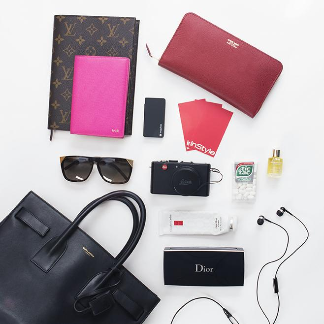 What's In My Bag - Melissa Rubini