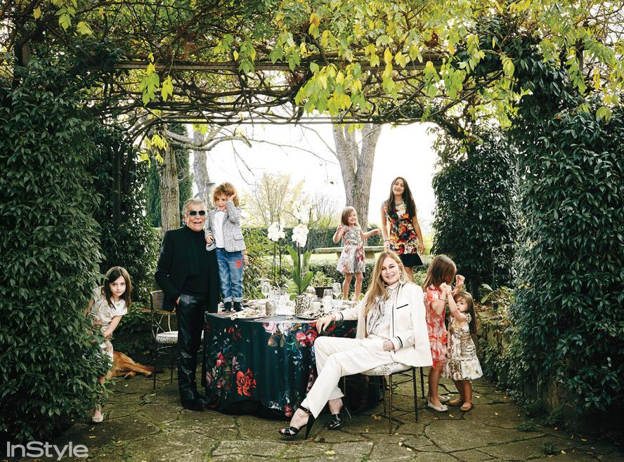 The Garden - Cavalli Home Tour