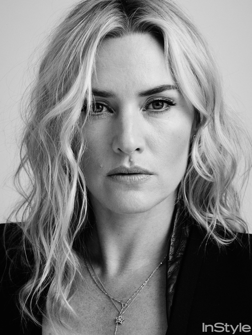 Kate Winslet Is 'The Seamstress'