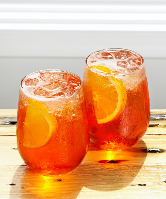 This Simple Ingredient Swap Will Take Your Aperol Spritz to the Next Level