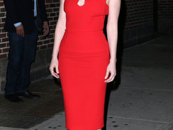 'Late Show with Stephen Colbert' Guests, NYC