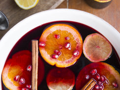 Harvest Spiced Punch Recipe