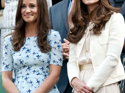 Pippa Middleton and HRH Duchess of Cambridge