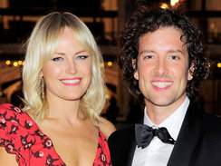 Jack Donnelly and Malin Akerman