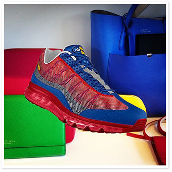 310603dbaef App to Try  Nike s PhotoiD Customizes Sneakers Based on Your ...