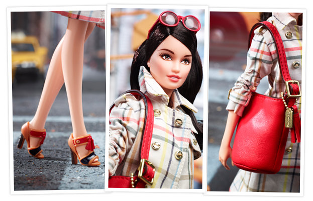 Coach Barbie 2