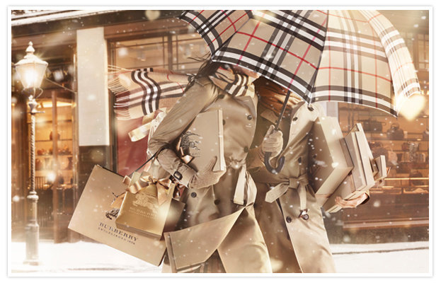 Burberry With Love Campaign