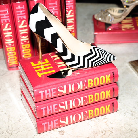 The Shoe Book Party: Nancy MacDonell