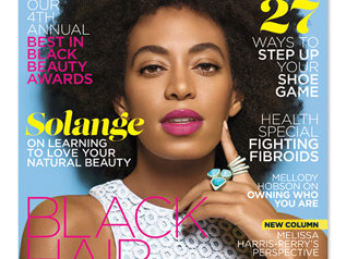 Solange Knowles Essence
