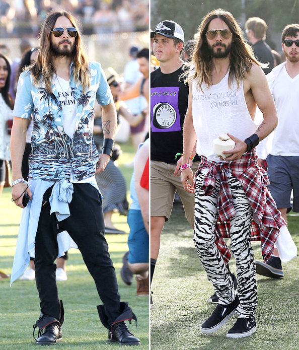Jared Leto Hawaiian Shirts
