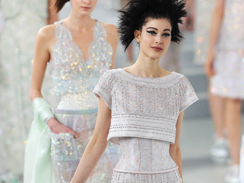 Chanel Spring/Summer 2014 Haute Couture Collection