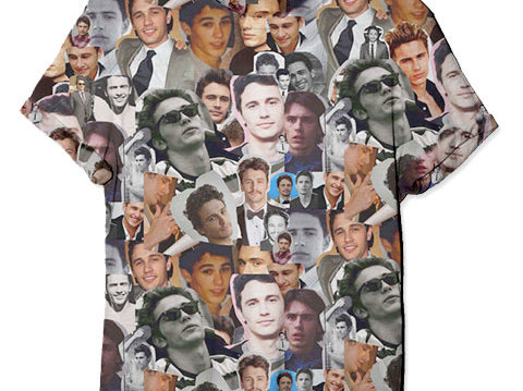 James Franco Shirt