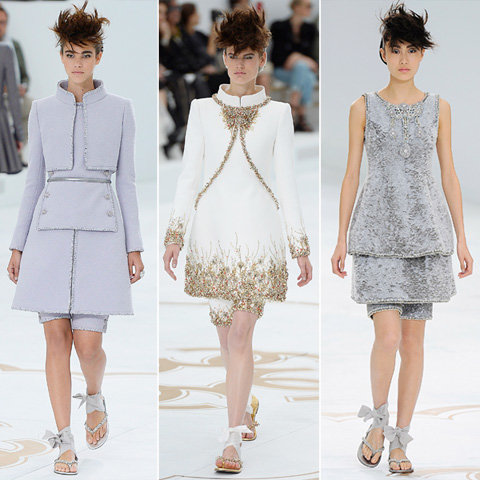 Chanel Couture fall/winter 2014
