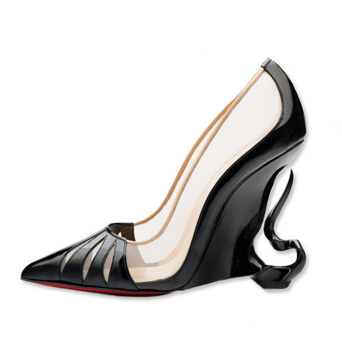 Christian Louboutin Maleficent Heels