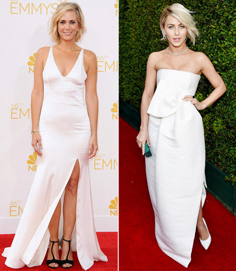 2014 Emmy Trend: Bright White