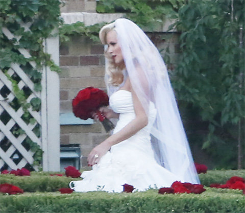 Jenny McCarthy Wedding