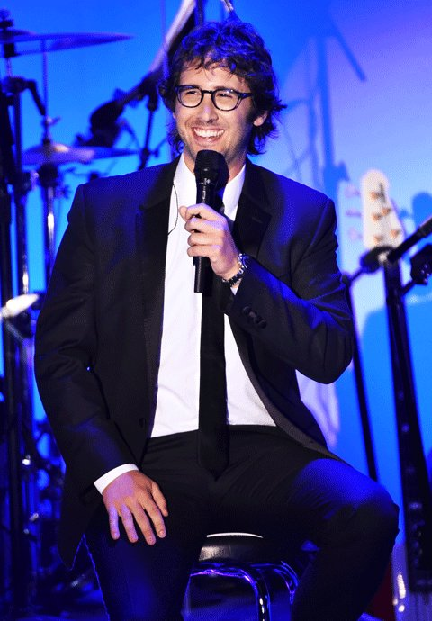 Josh Groban at the Carousel of Hope Ball