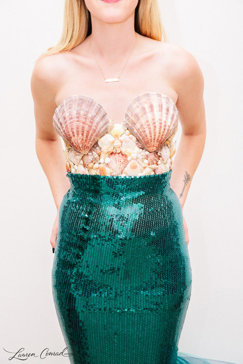 Lauren Conrad Mermaid Halloween Costume