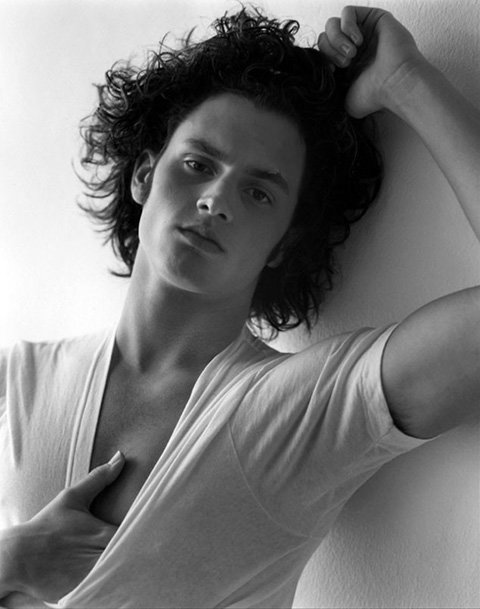 Penn Badgley Abercrombie & Fitch