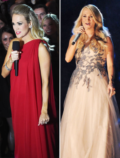Carrie Underwood's 2014 CMA Awards Looks