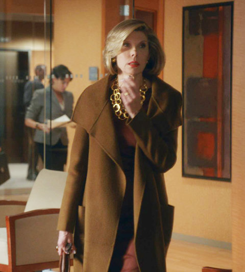 The Good Wife Outfits