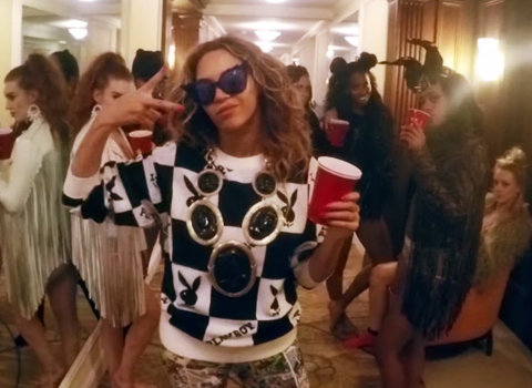 Beyonce 7/11 Music Video