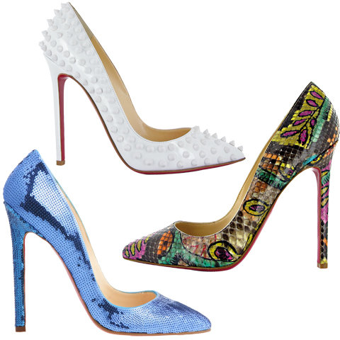 separation shoes 9723a 78f74 Christian Louboutin's Pigalle Pump Turns 10 | InStyle.com
