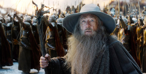 The Hobbit: The Battle of the Five Armies movie