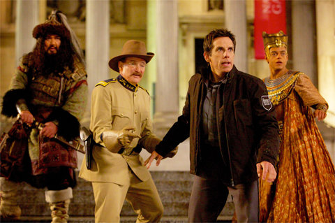 Night at the Museum: Secret of the Tomb movie